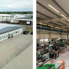 Работники на завод по производству электрических соединительных и контактных элементов