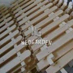 Работа на производство деревянных садовых изделий