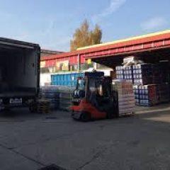 работа на складе товаров магазина