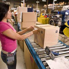 Работа на упаковке заказов брендовой одежды и обуви для интернет-магазина